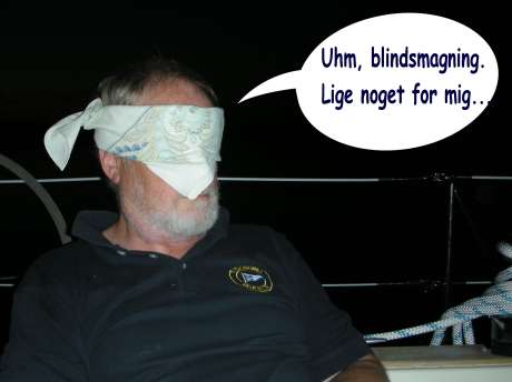 blindsmagning