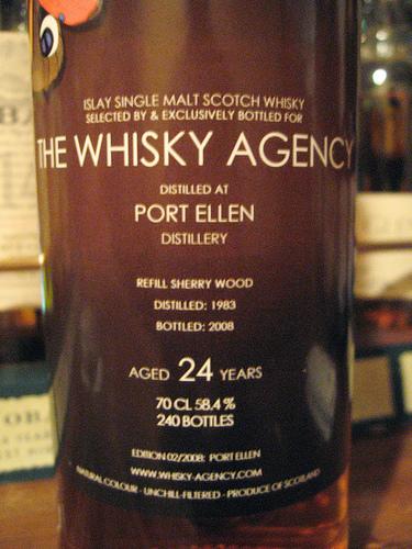 Port Ellen 1983