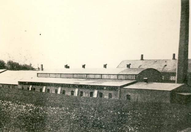 Brdr. Madsen, Asnæs Maskinfabrik ny fabriksbygning