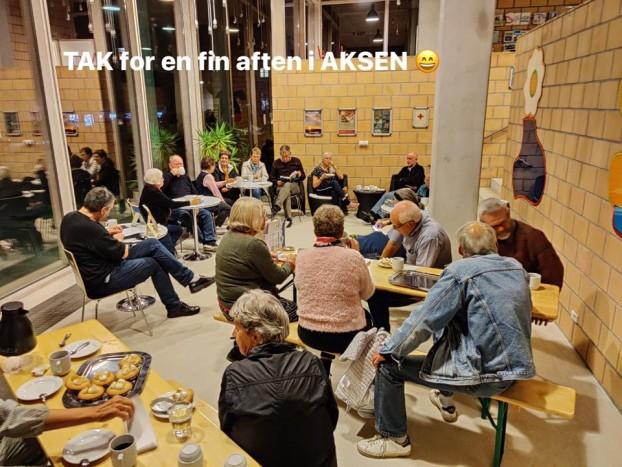 Bays Cafe i Aksen