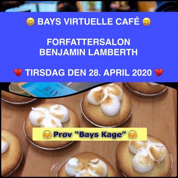 Bays Cafe forfattersalon